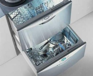 Lave-vaisselle double tiroir Whirlpool ADG 2900IX