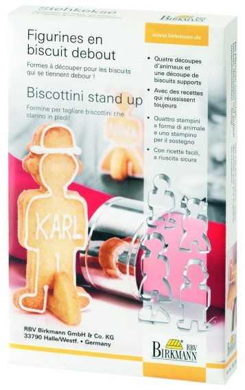 Emporte pièces pour biscuits 3D