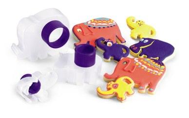 emporte-pièces animaux du zoo par cuisipro