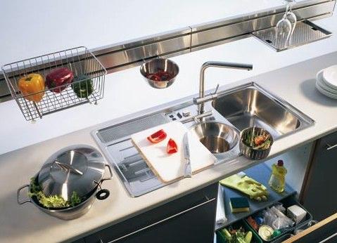 Active Kitchen par Franke : un évier de travail